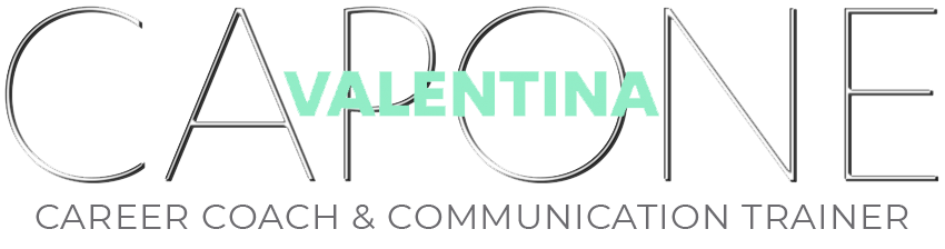 Valentina Capone – Career Coach e Communication Trainer